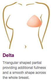 Delta Balance Breast Form-0